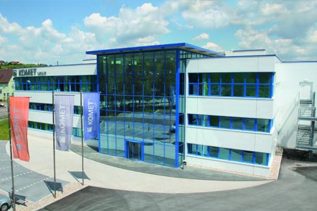 Ceratizit compte sur la capacité d'innovation développée par Komet dans son siège de Besigheim. (Photo: Ceratizit)