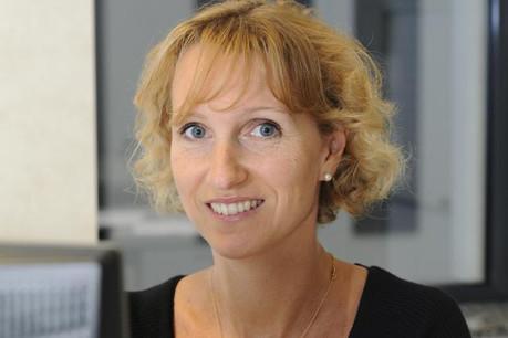 Sandrine Mesnil, HR officer de Randstad Luxembourg (Photo: Randstad)
