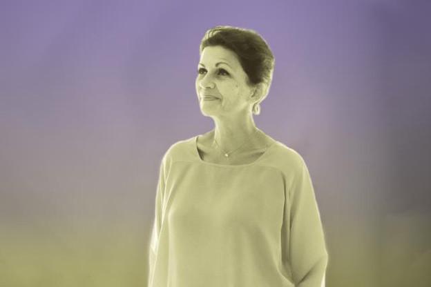 Diane Heirend: «Je trouve que les femmes ont moins de danger de s'endormir. Elles ne restent jamais sur leurs acquis.» (Photo: Maison Moderne)