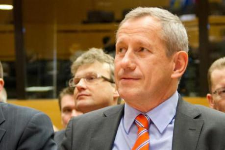 Didier Mouget, managing partner de PwC est l'invité de paperJam.TV ce lundi. (Photo: archives paperJam)