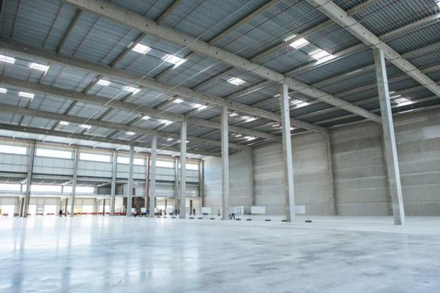 D'une surface totale de 30.000m², la structure entrera en fonction au début 2017. (Photo: Sven Becker)