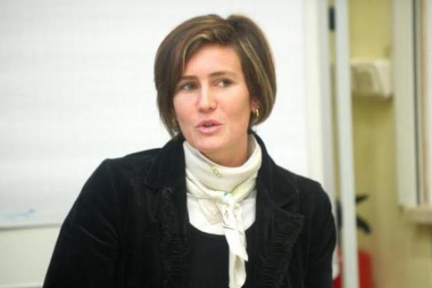 Ann de Jonghe (Sodexo) : « La Charte est née d'un groupe de travail, axé autour de la diversité, au sein de l'IMS Luxembourg ». (Photo : archives paperJam)