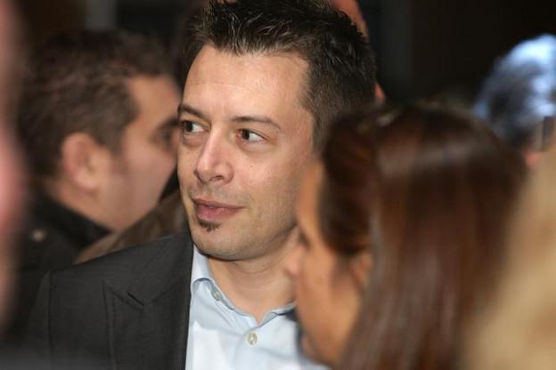Christophe Goossens est âgé de 40 ans. (Photo: archives paperJam)