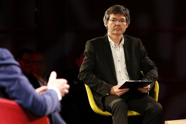 Le dossier sur le lobbying écrit par Jean-Michel Lalieu (Paperjam) en avril dernier a séduit le jury.  (Photo: Olivier Minaire / archives)