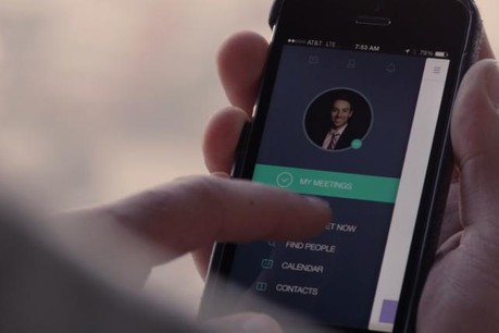 En quelques clics et suivant le profil de l'utilisateur, il est possible de trouver des contacts professionnels dans sa ville et bientôt à l'échelle globale selon ses créateurs. (Photo: CityHour)