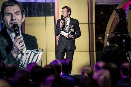 Claude Wagner avait déjà été finaliste en 2004. Cette fois, c'est lui le grand lauréat. (Photo: Maison Moderne)