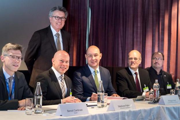 Le partenariat entre Clearstream et le SnT courra sur quatre ans pour un investissement de 800.000 euros. (Photo: Nader Ghavami)