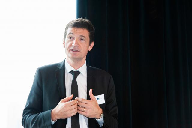 Jean-Mary Castillon, directeur général de CNP Luxembourg, se montre satisfait des premiers résultats. (Photo: Lala La Photo)