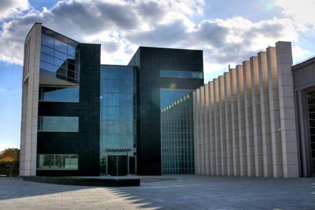 Le siège du groupe informatique Comarch, qui emploie 5.030 personnes, est situé à Cracovie.    (Photo: Comarch)