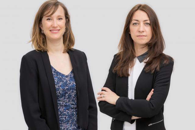 Claire Leonelli et Claire Denoual - Avocat à la Cour - C-Law (Photo: c-law)