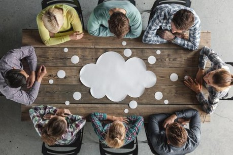 Être attentif à la qualité de la relation entretenue avec son prestataire cloud est un facteur primordial. (Photo: A lot of people)