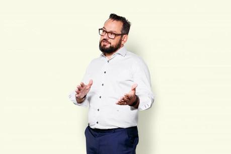 Marc Sniukas, global expert on strategic innovation, corporate entrepreneurship and business transformation (Photo: Maison Moderne)