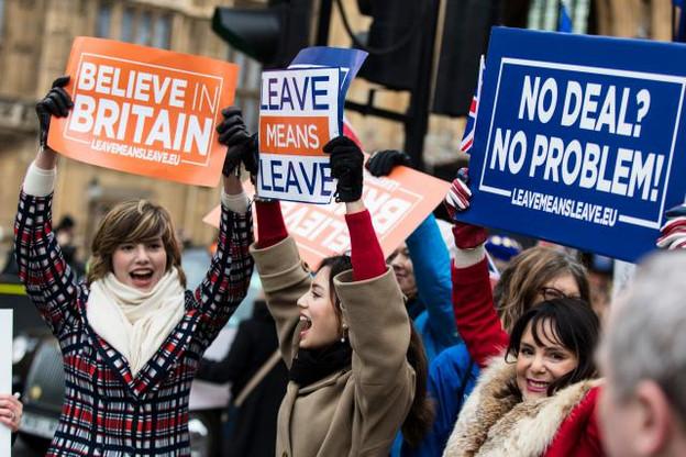 Le départ du Royaume-Uni sans accord reste une réelle probabilité. (Photo: Shutterstock )