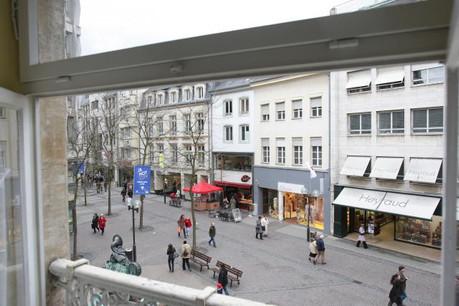 En septembre, par rapport à août, le commerce de détail au Luxembourg a enregistré un recul de 0,5%. (Photo: Luc Deflorenne / archives)