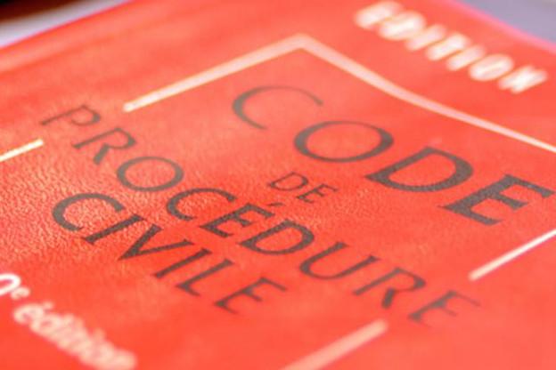 Dans l'utilisation de la preuve, l'ALEDC plaide pour un changement des règles du Code de procédure civile. (Photo: Licence CC)