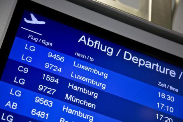 La concurrence low-cost dans le secteur aérien arrive en provenance de Genève. (Photo : Julien Becker/archives)