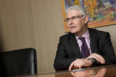 Hervé Burger: «La confusion est toujours mauvaise conseillère et il ne faudrait pas que la volatilité exacerbée des marchés boursiers vienne paralyser les investisseurs.» (Photo: archives paperJam)
