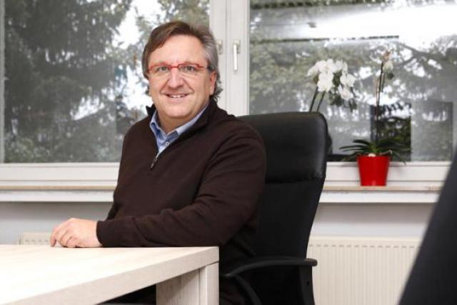 Thierry Delperdange (Communication, Coaching et Développements) (Photo: Olivier Minaire)
