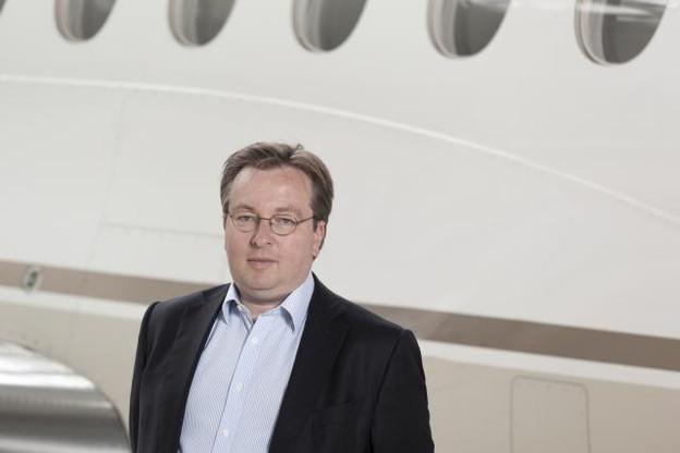 Patrick Hansen: «Tout comme ses citoyens, le Luxembourg est trop modeste.» (Photo: Luxaviation / archives)