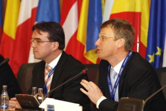 Claude Hirtzig et Marc Hostert (FUSE) défendent l'entrepreneuriat qui a des idées et des opportunités. (Photo: archives paperJam)