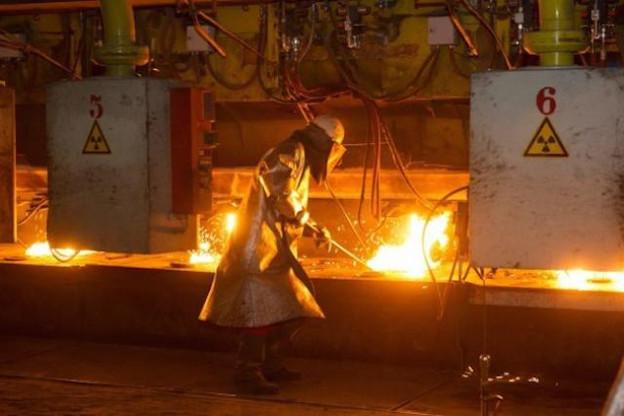 Selon Eurostat, le coût de la main-d'oeuvre dans l'industrie a progressé de +5,0%. (Photo: Charles Caratini / archives)