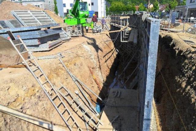 Le secteur de la construction a connu des hausses de coûts salariaux plus importantes que dans les services. (Photo: ITM / archives)