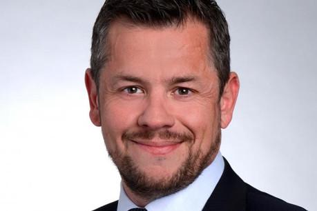 Stéphane Herrmann confiant pour la croissance de Credit Suisse Luxembourg. (Photo: Crédit Suisse Luxembourg)