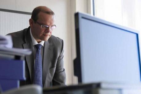 À la tête de Cases depuis 10 ans, François Thill en a vu passer des cyberattaques. (Photo: Étienne Delorme / archives)