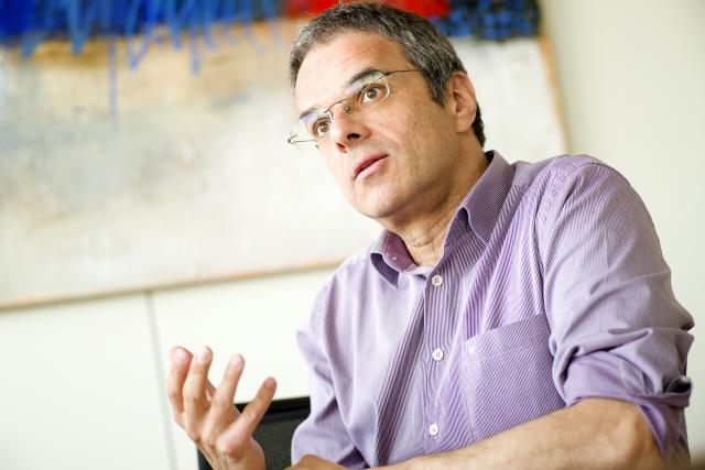 Daniel Frank et les équipes de Bâloise capitalisent sur l'intégration de Vivium, notamment sur le plan informatique. (Photo: Christophe Olinger)