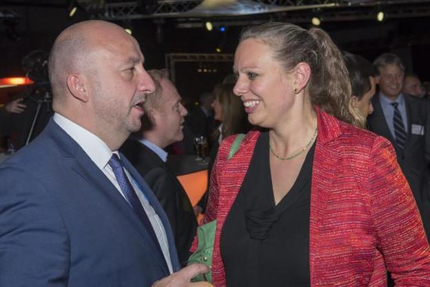 Sur la question de la croissance sélective, Étienne Schneider et Carole Dieschbourg calmaient le jeu ce vendredi. (Photo : Propix.lu / archives)