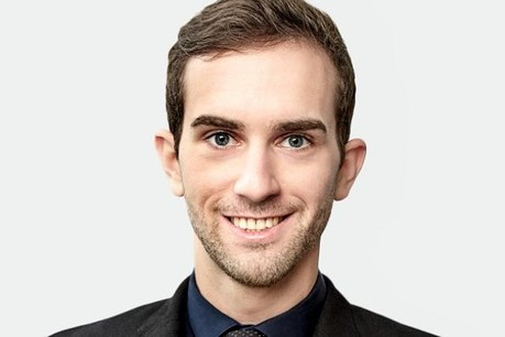 John-Kevin Ted, avocat junior associate chez Castegnaro - Ius Laboris Luxembourg. (Photo: Castegnaro-Ius Laboris Luxembourg)