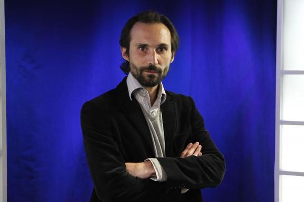 François-Xavier Bourmaud est grand reporter au Figaro et auteur du livre «Emmanuel Macron, le banquier qui voulait être roi». (Photo: Le Figaro)