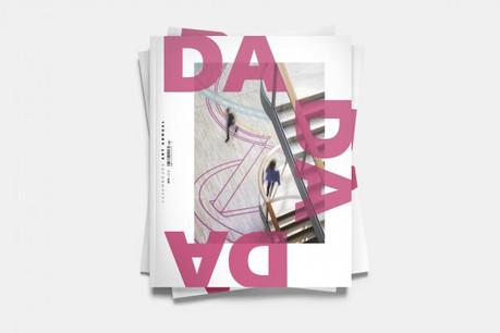 DADADA est un magazine consacré à l'art au Luxembourg. Photo : Maison Moderne