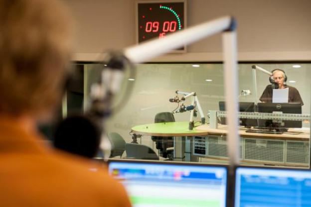 La diffusion, mercredi matin, d'un éditorial de Jean-Claude Franck et Pia Oppel a mené Xavier Bettel à défendre ses choix dans la gestion de l'établissement public.  (Photo: Radio 100.7)