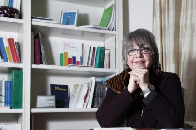 Lydie Err, médiateure, reviendra régulièrement sur un cas pratique. ( Photo : Luc Deflorenne / archives)