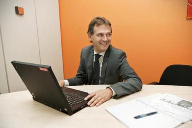 Nicolas Rasson (ING Luxembourg) (Photo: Andrés Lejona)