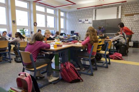 Au Luxembourg, dans les études supérieures menant à l'éducation, les femmes représentent 62% des diplômés, soit le taux féminin le plus bas de toute l'UE. (Photo: Julien Becker / Archives)