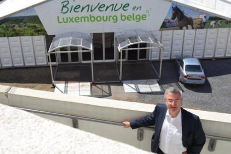 Homme du Luxembourg belge, de la ruralité ou du tourisme, notamment, René Collin devient le premier Monsieur Grande Région. (Photo: DR)