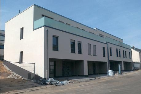 La Société nationale des aabitations à bon marché (SNHBM) et la Ville de Luxembourg ont inauguré des nouveaux logements à coût modéré. (Photo: SNHBM)
