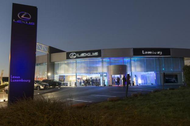 Dans le nouveau showroom de Lexus ont été développés différents espaces de découverte, de configuration, de prévente et de livraison des modèles de la marque. (Photo: Lexus Luxembourg)