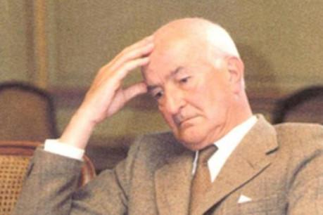 Emmanuel Tesch était entré à l'Arbed en 1958. (Photo: Arbed)