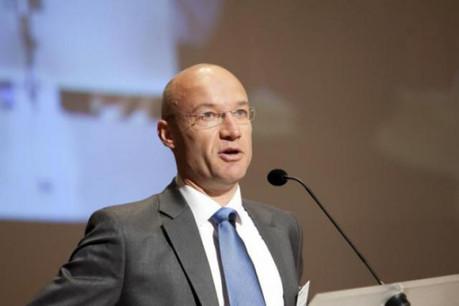 Yves Francis (Deloitte Luxembourg) : « La croissance atteste de la cohérence et de la robustesse de notre modèle d'entreprises.» (Photo : Blitz/archives)