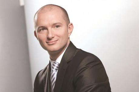 Benjamin Collette devient talent & innovation leader et associé au sein de Deloitte.  (Photo: Deloitte)