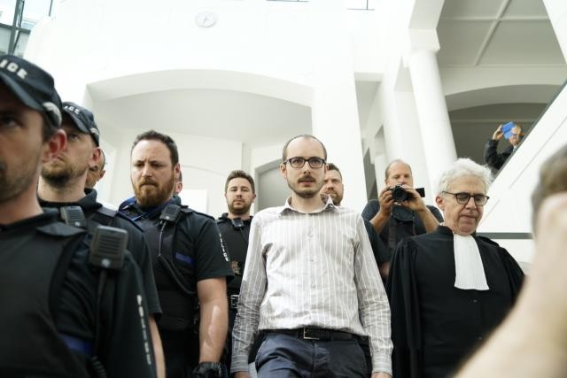 La 12e chambre correctionnelle du tribunal d'arrondissement de Luxembourg a condamné les deux anciens salariés de PwC. (Photo: Sven Becker)