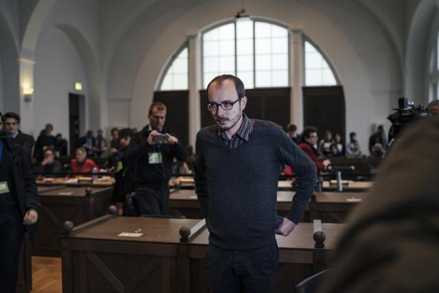À l'issue de cinq années de procédure, Antoine Deltour s'est finalement vu reconnaître le statut de lanceur d'alerte par la justice luxembourgeoise. (Photo: Sven Becker / Archives)