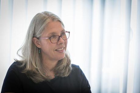 Denise Voss travaille au sein de la Place luxembourgeoise depuis 1990. (Photo: Maison Moderne / Archives )
