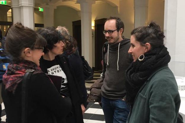 Antoine Deltour s'est défendu d'avoir copié des documents «très confidentiels», renvoyant PwC à la faille informatique à l'origine des LuxLeaks. (Photo: DR)