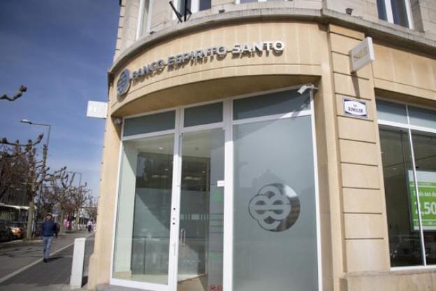 Banco Espirito Santo à Luxembourg (Photo: Maison Moderne Studio)