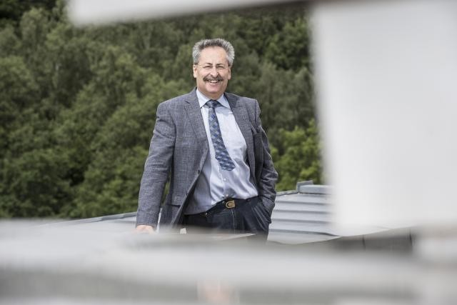 René Meyer, managing director d'Active Relocation Luxembourg depuis 2008 (Photo: Luc Deflorenne)