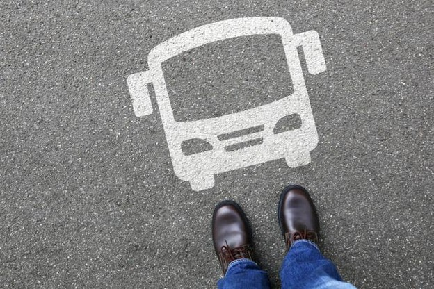 Pour élargir l'offre de transport en commun à destination des frontaliers, la France et le Luxembourg autorisent les services de bus à la demande qui fonctionnent grâce à des algorithmes et l'analyse du trafic en temps réel. (Photo: Licence C.C.)